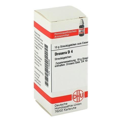 DROSERA D 4 Globuli 10 Gramm N1
