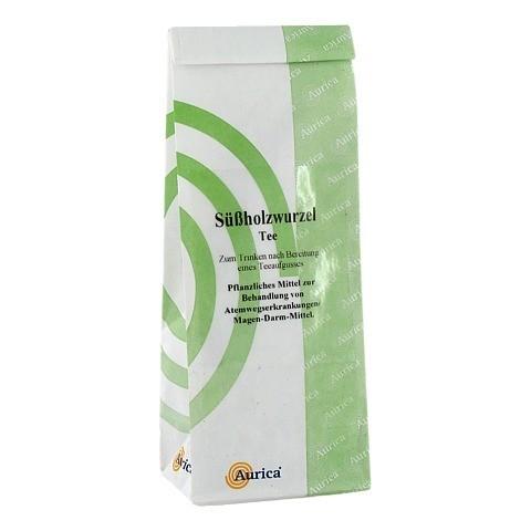 S��holzwurzel Tee Aurica 80 Gramm