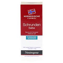 NEUTROGENA norweg.Formel Schrunden Salbe 40 Milliliter - Vorderseite