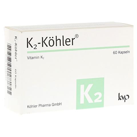 K2-K�HLER Kapseln 60 St�ck