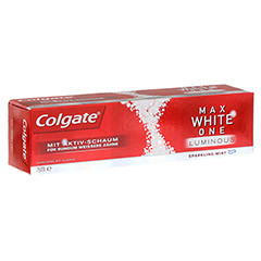 COLGATE Max White One Luminous Zahncreme 75 Milliliter