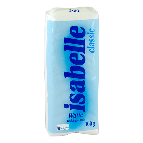 WATTE ISABELLE 100% VIF 100 Gramm