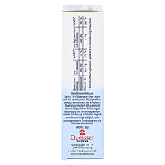 DOPPELHERZ Magnesium 400 Depot system Tabletten 30 St�ck - Linke Seite