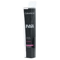 CURAPROX Black is White Kohlezahnpasta 90 Milliliter