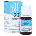 BIOCHEMIE DHU 20 Kalium alum.sulfur.D 12 Tabletten 80 St�ck N1