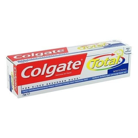 COLGATE Total Plus Whitening Zahnpasta 75 Milliliter