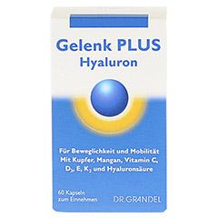 GRANDEL Gelenk PLUS Hyaluron Kapseln 60 Stück - Vorderseite