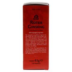 ROTER GINSENG 400 mg 8% von Terra Mundo Kapseln 120 Stück - Rechte Seite