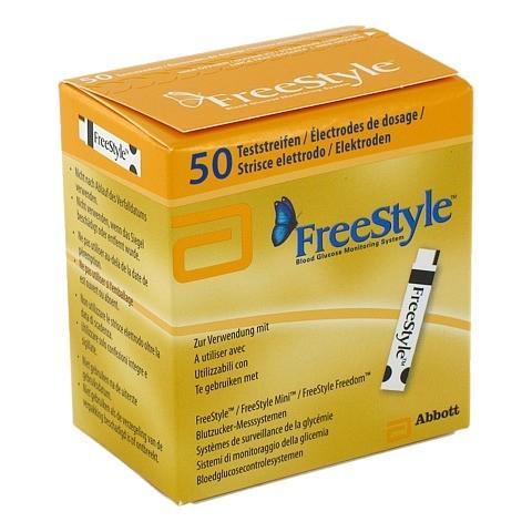 FREESTYLE Teststreifen 50 St�ck